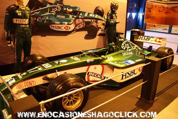 Jaguar F1 Pedro de la Rosa