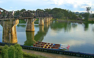 (Thailand) - The Bridge On the River Kwai