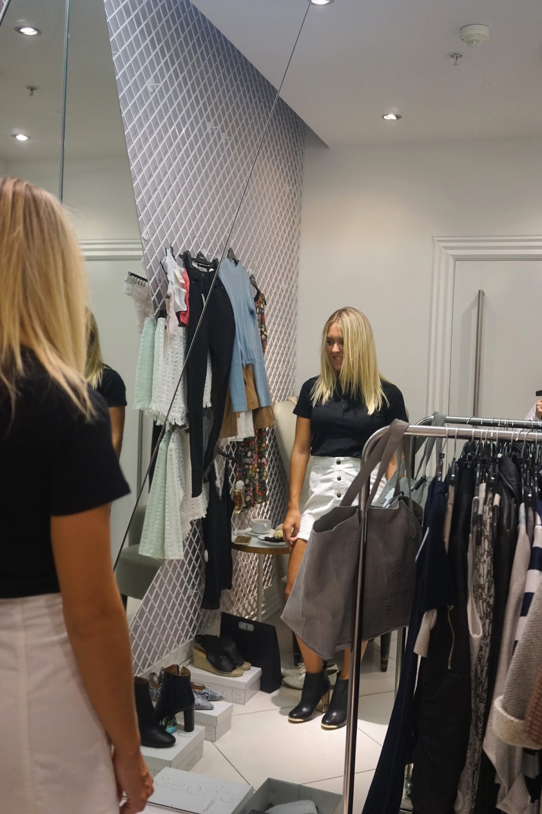 personal shopping review topshop