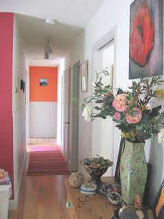 Margarida ruivo pinturas dar cor e decorar corredores - Pinturas para pasillos ...