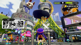 Splatoon Plaza