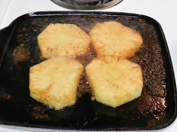 Diva In The Kitchen: Grilled Pineapple