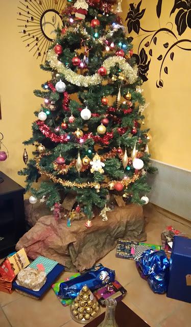 sapin de Noël, bullelodie