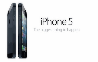 The New iPhone 5 is Here!