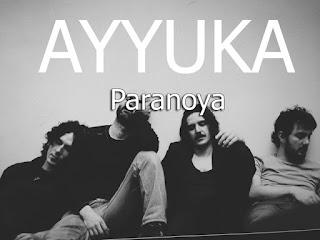 Ayyuka - Paranoya dinle şarkı sözleri