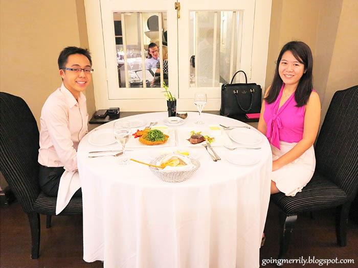 Senso Table Setting Photo