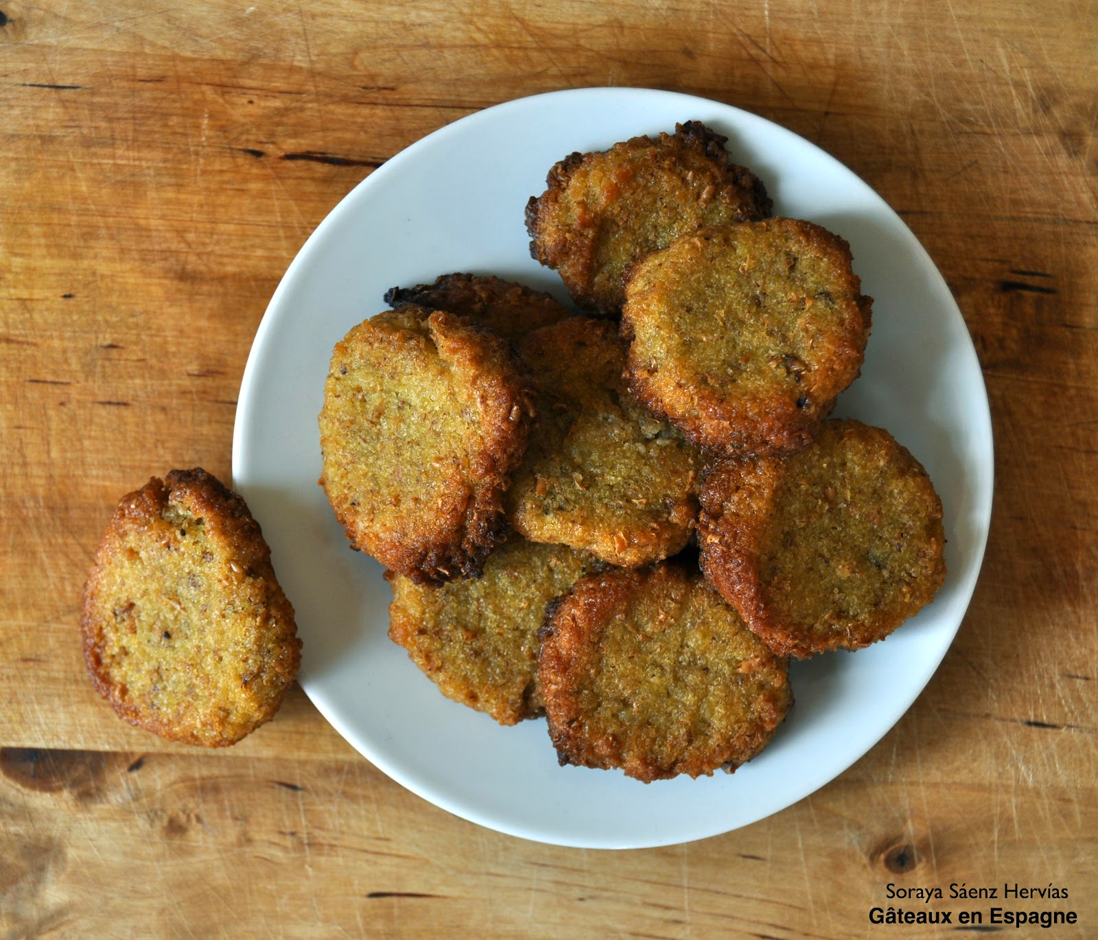 recette biscuits complets souchet