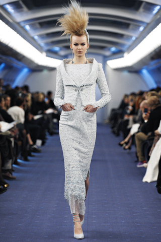 Chanel Couture Spring 2012 Fashion Daydreams Uk Fashion
