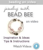 Jewelry with Bead Bee on video