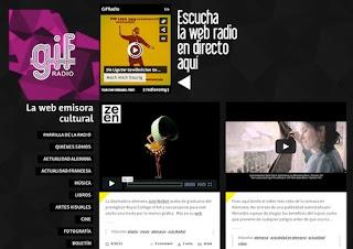 GIF Radio, la web emisora cultural franco-alemana