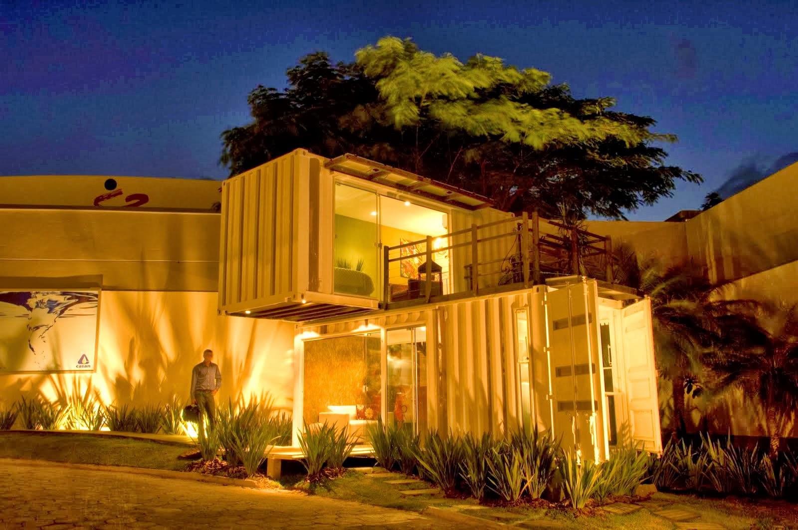 Dicas da larissa casa container larissa carbone arquitetura for Casa in container