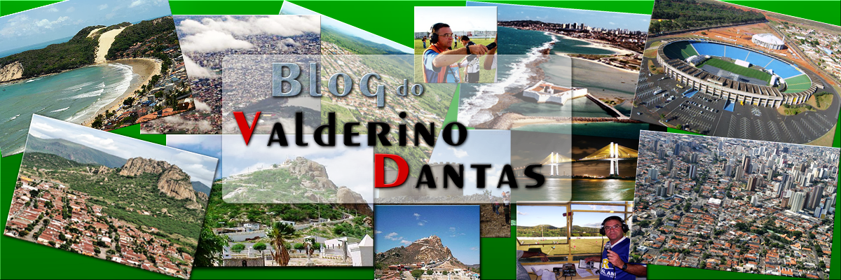 BLOG DO VALDERINO DANTAS