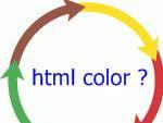 daftar kode warna HTML untuk blog