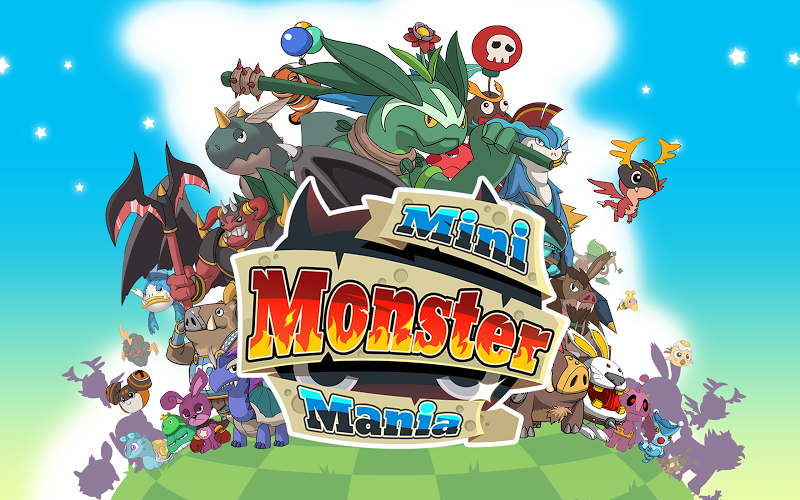 Mini Monster Mania Gameplay Android