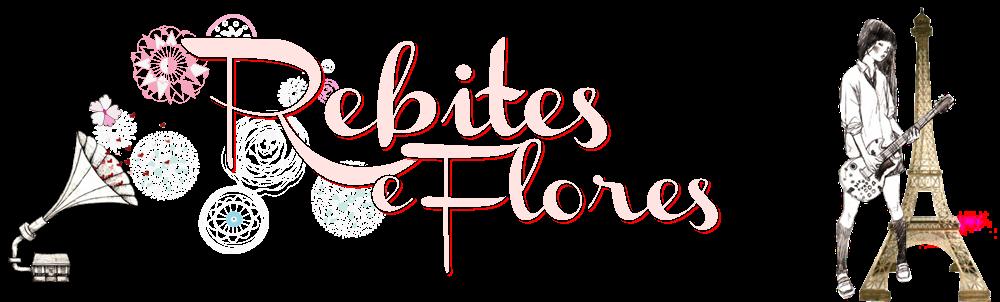 Rebites e flores