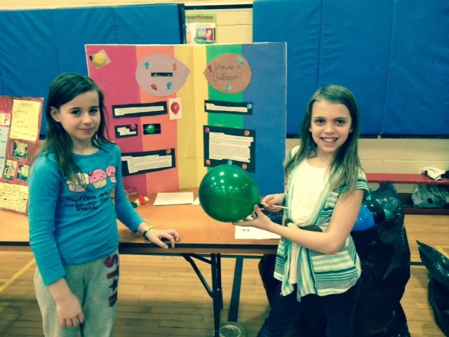 Grade 2-5 Science Fair