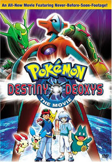 Pokémon 7: Destino Deoxys (2004) Online