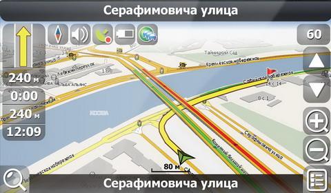 навигация для планшета - фото 9
