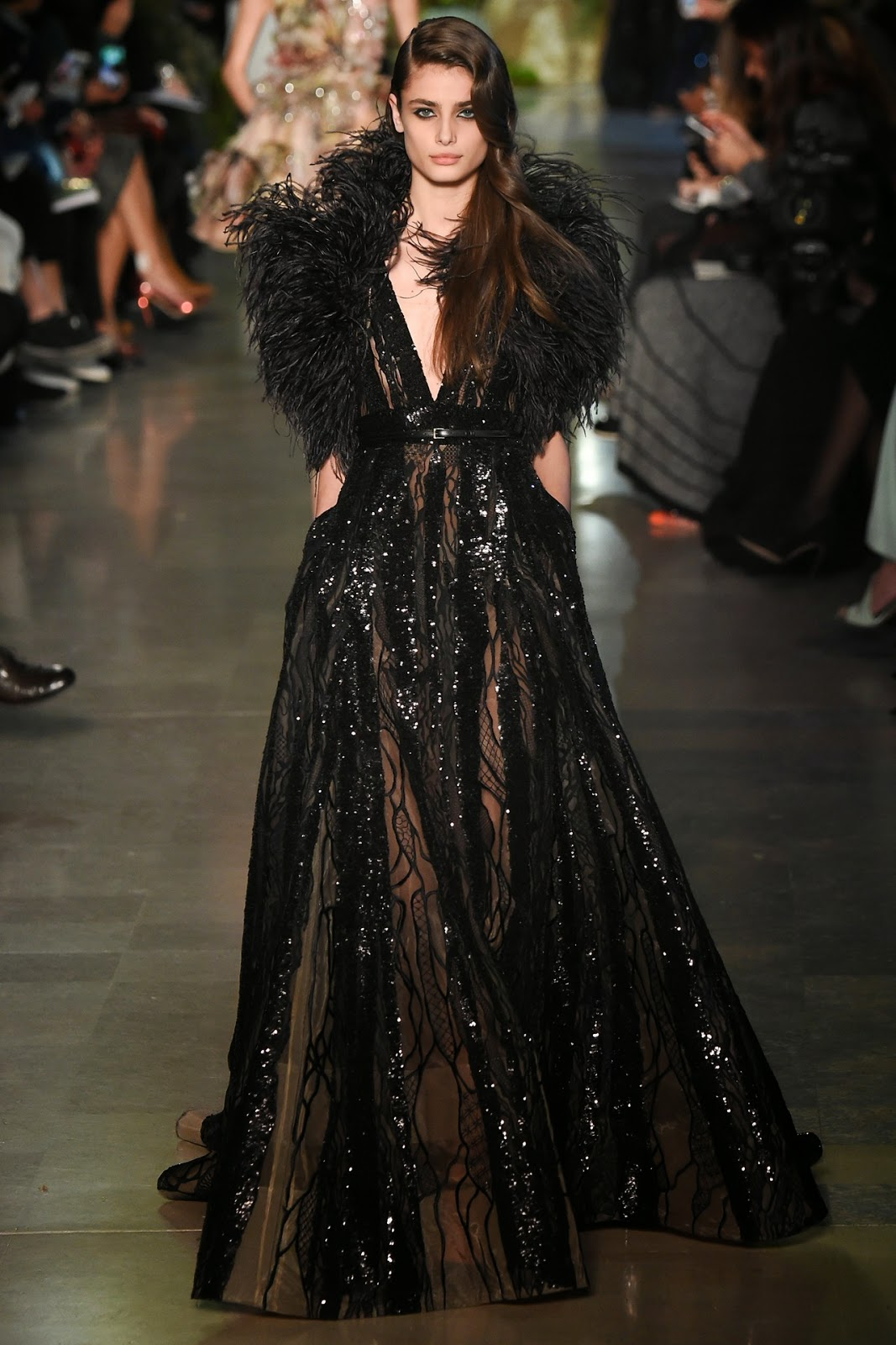 Mode sty designer crush elie saab haute couture 2015 for 2015 haute couture
