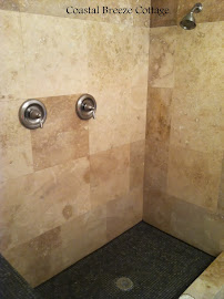 DIY TILED SHOWER