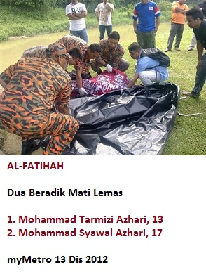 Dua Beradik Lemas