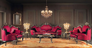 Sofa Set Minimalis Klasik Mewah
