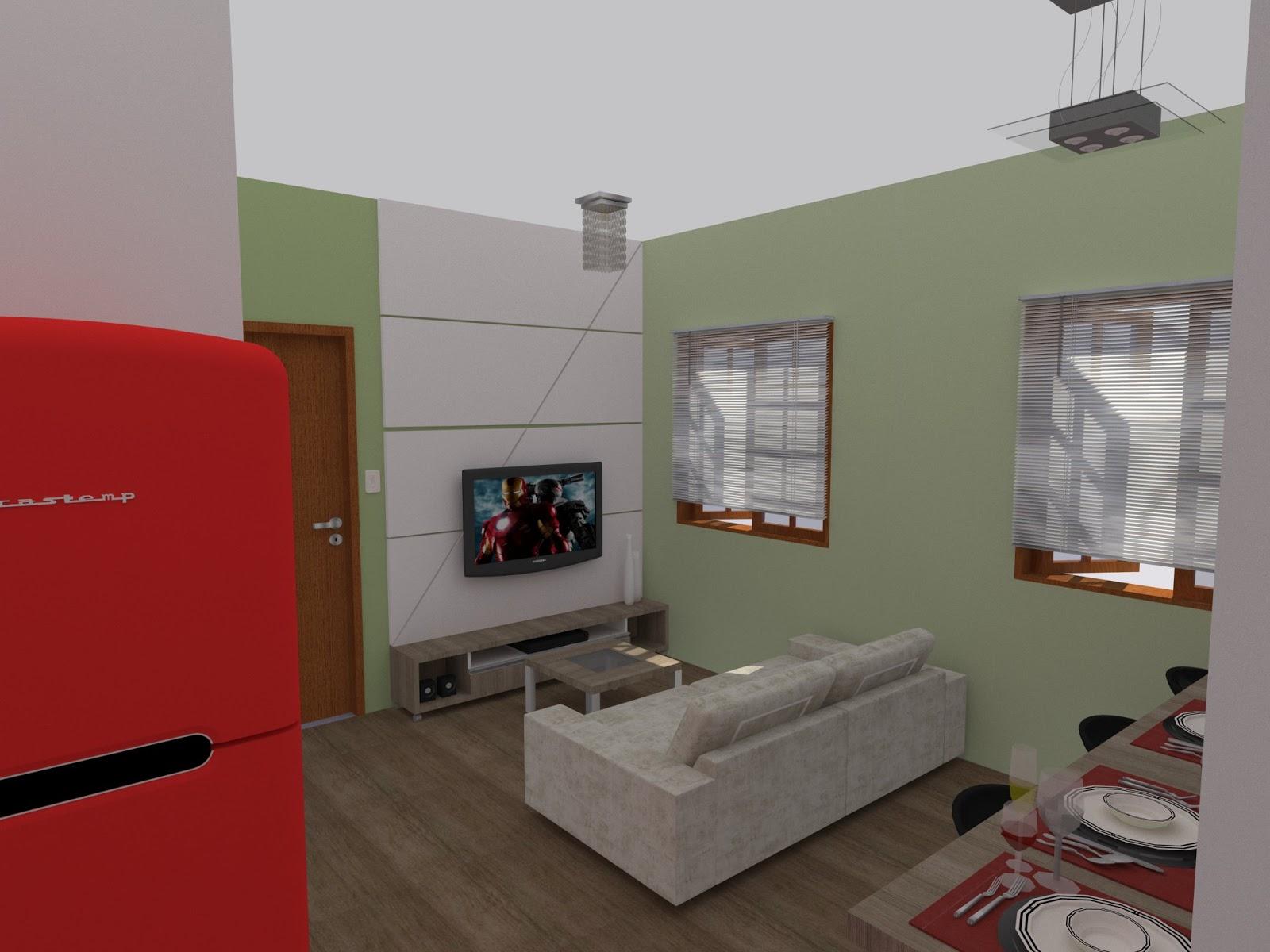 #AB2020 Designer Interiores: Trabalho do Curso Técnico em Design de  1600x1200 px Sala De Cozinha De Design De Interiores_423 Imagens