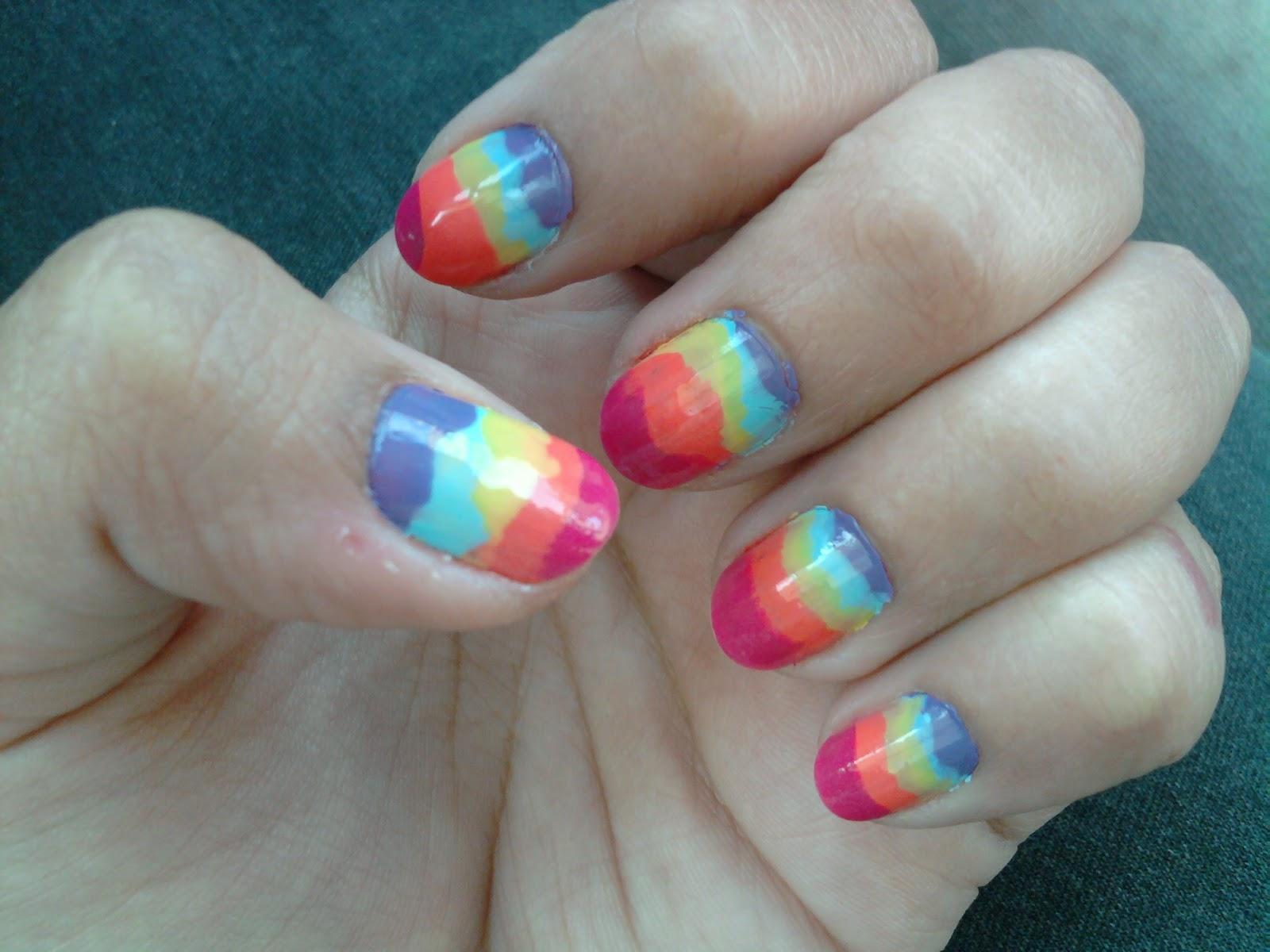 Cute And Easy Nail Polish Designs – ledufa.com