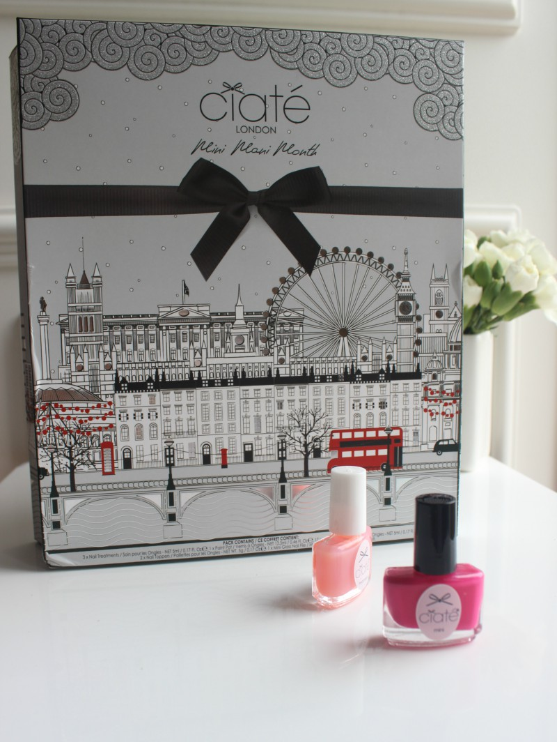 Ciate Mini Mani Month Advent Calendar 2015