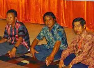 Diskusi dan ramah tamah road show PMK Amuntai