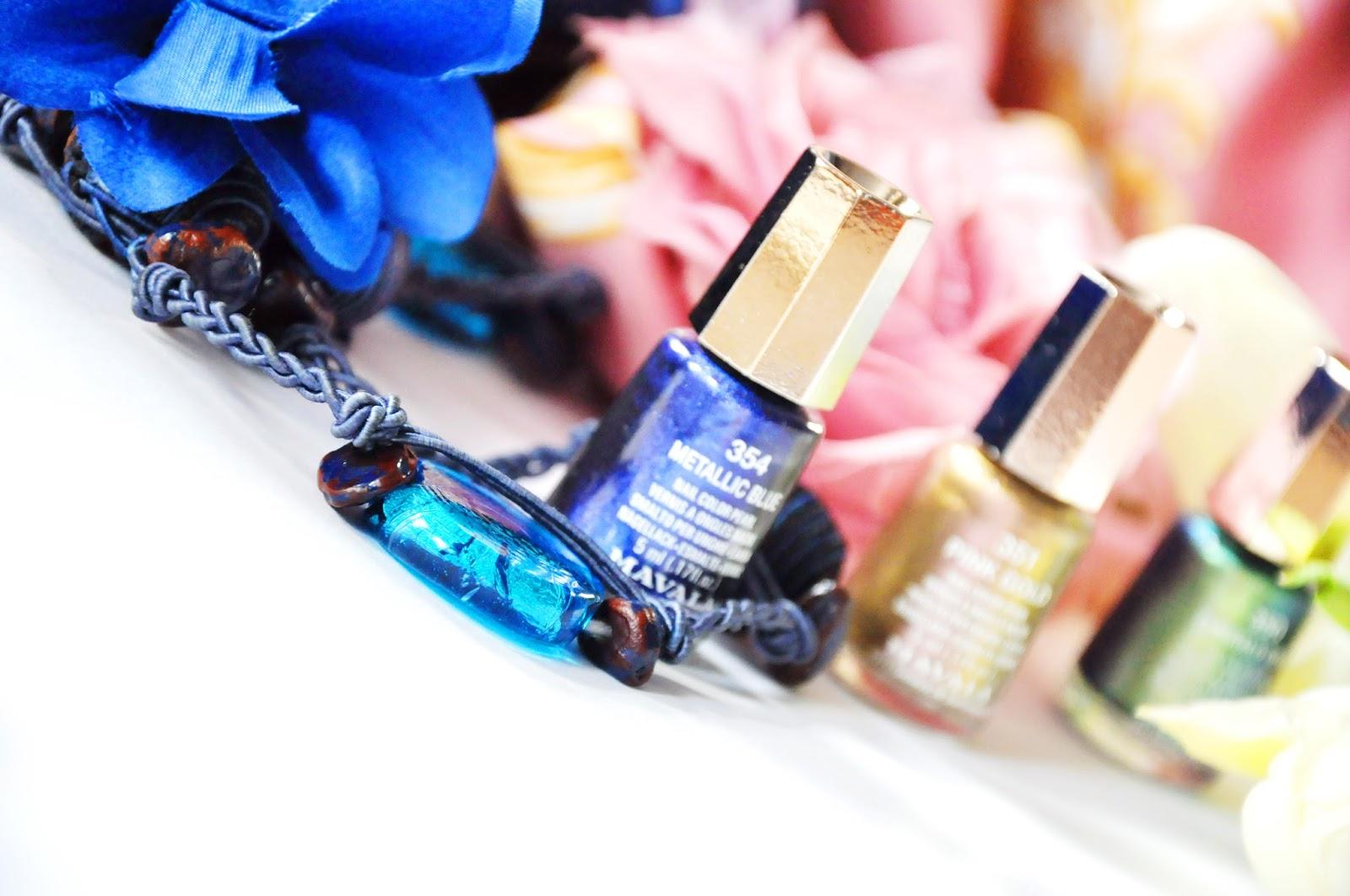 354 Синий кобальт Metallic Blue