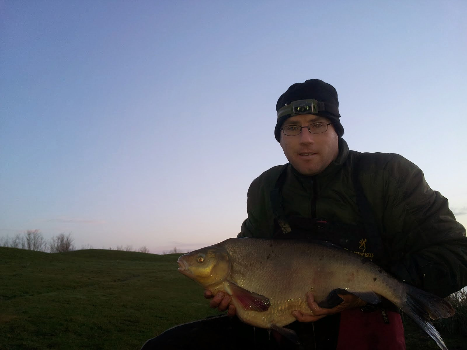 11lb Todber Bream