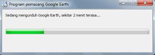 Cara Download dan Install Google Earth