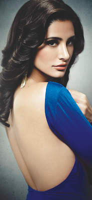 Nargis Fakhri's Dressless photoshoot from The Man magazine