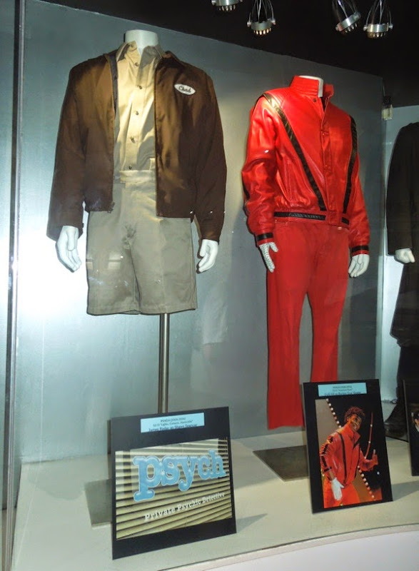 James Roday and Dulé Hill Psych costumes