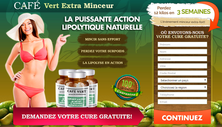 Cafe vert extra minceur france switzerland luxembourg - Cafe vert extra minceur pharmacie ...
