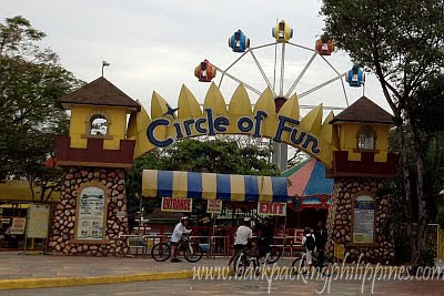 quezon city circle of fun theme park