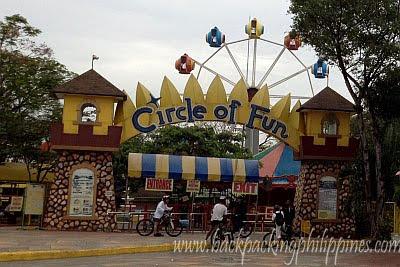 quezon city circle of fun theme park