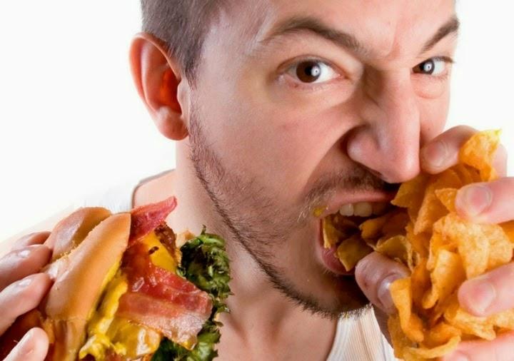 Test 11- Ήρεμο γεύμα ή αγώνας δρόμου;