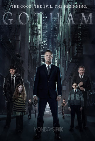 Assistir Gotham Dublado 2x08 - Tonight's the Night Online