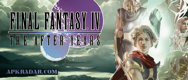 FINAL FANTASY IV APK DATA
