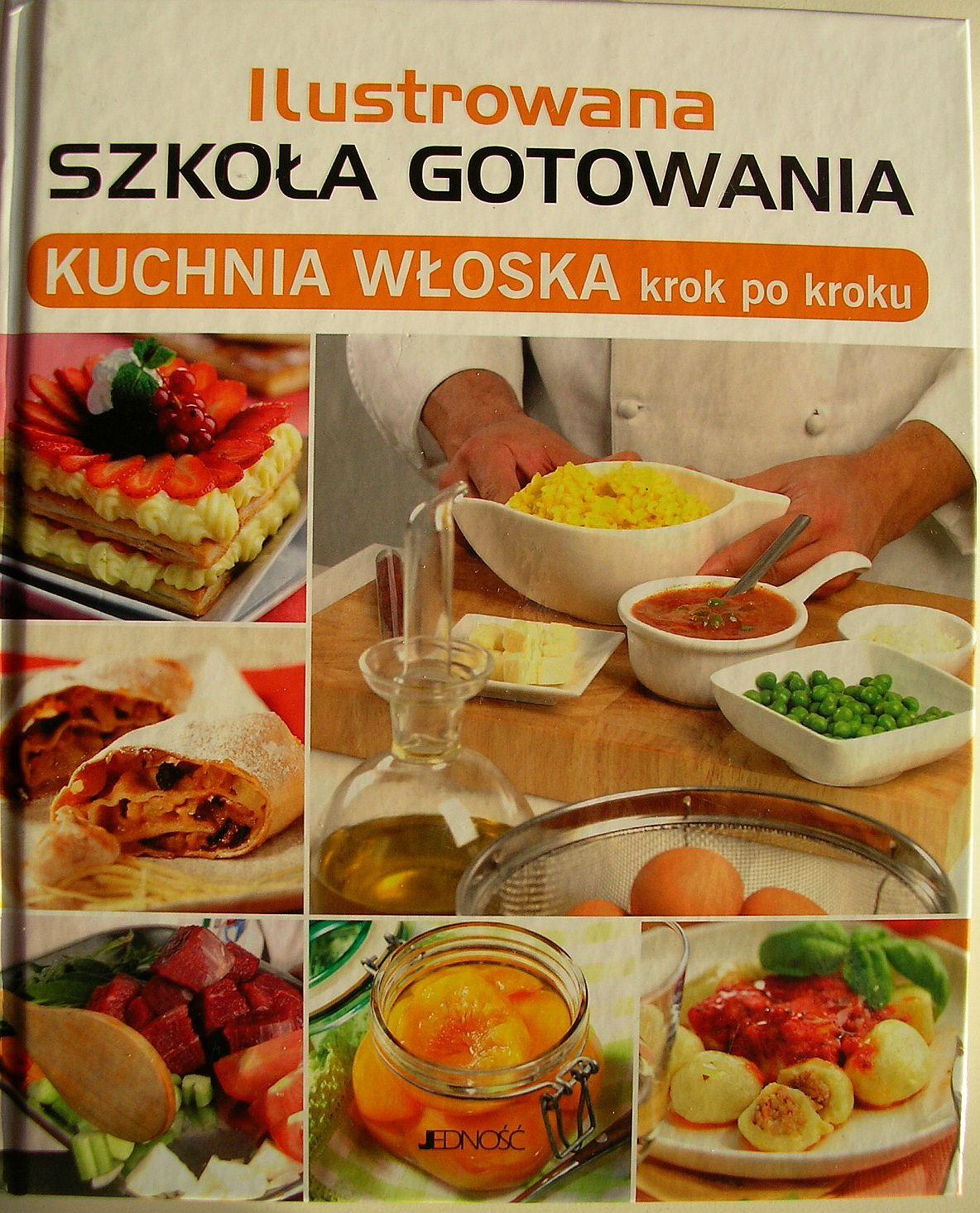 Kuchnia szeroko otwarta  Ilustrowana szkoła gotowania   -> Kuchnia Kaflowa Krok Po Kroku