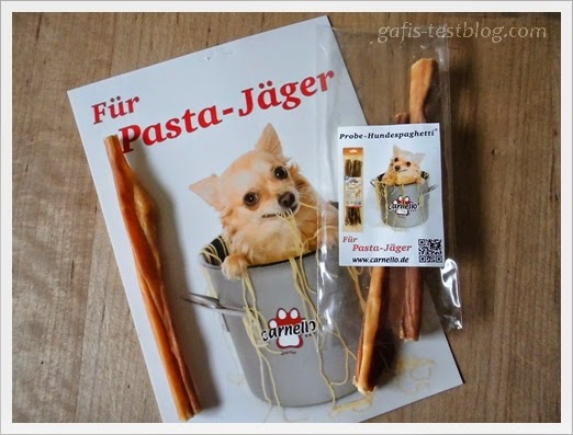 Hundespagetti von Carnello