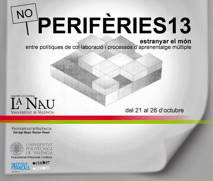 PERIFÈRIES 13