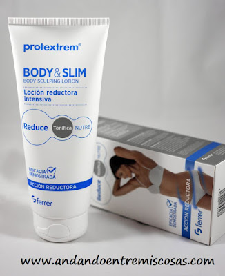 Body & Slim loción reductora intensiva