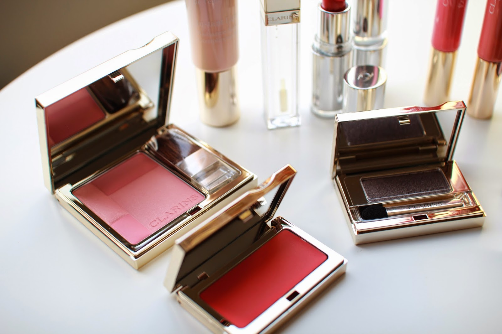Clarins Opalescence Spring Collection