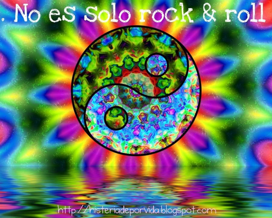 . no es sólo rock & roll ♫