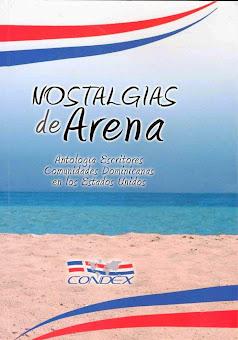Nostalgias de Arena (antología de escritores de las comunidades dominicanas en los Estados Unidos)