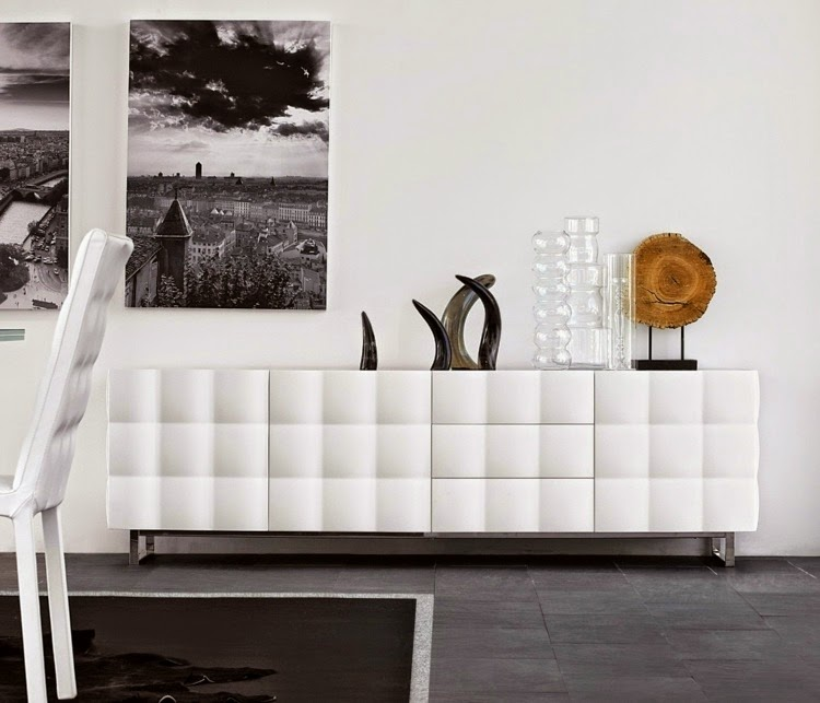 Design Sideboard Surrealistisch