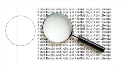 Cara Membuat Efek Kaca Pembesar Dengan Mudah Di Corel Draw